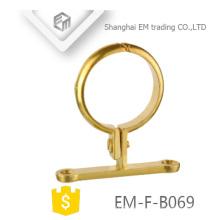 EM-F-B069 Messing Rostschutz Wassersystem Rohr Erdungsklemme
