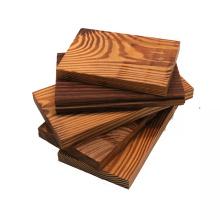 40x90 carbonized wood flooring for outdoor wooden doors