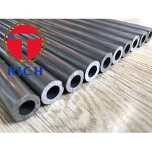 Q345D Precision Seamless steel tube Hydraulic Pipe