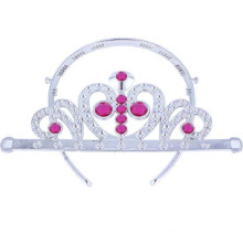 Woman Wedding Rhinestone Tiara Crown Headband