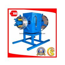 Descoladora hidráulica automática de cabeça dupla de desenrolamento de cabeça dupla (6 toneladas)