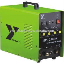 HP-250PS INVERTER MMA / máquina de soldadura TIG