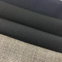Stretch Blend Wool Fabrics