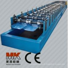 Wuxi verbirgt versteckte Dachplatte, Maschine bildend, formende Maschinerie der Rolle, Dachziegel, der Maschine bildet