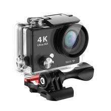 2016 nuevos productos vendedores calientes Hd Mini cámara del deporte de la acción de Wifi H8R H9 4K con precio de fábrica