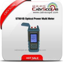 Medidor múltiple de potencia óptica St801b