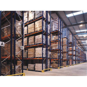 Q235B Industrial Pallet Racking