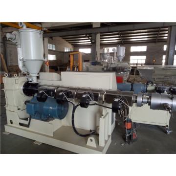 PET-Plastikrohr-Extruder-Linie / HDPE-Rohr-Produktions-Maschinen- / PET-Rohr-Fertigungsstraße