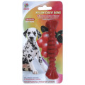 "Percell 4.5 ""Nylon Cane Chew Spiral Bone Rasberry Scent"