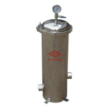 Résistance à haute pression de filtre à eau de sécurité de cartouche de pp