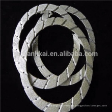 Diamantscheibe für Bremsbelag Bremsbelag