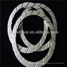 rueda de diamante para pastillas de freno