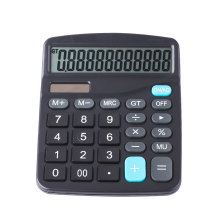 Dual Power Office Desk Calculadora de 12 dígitos