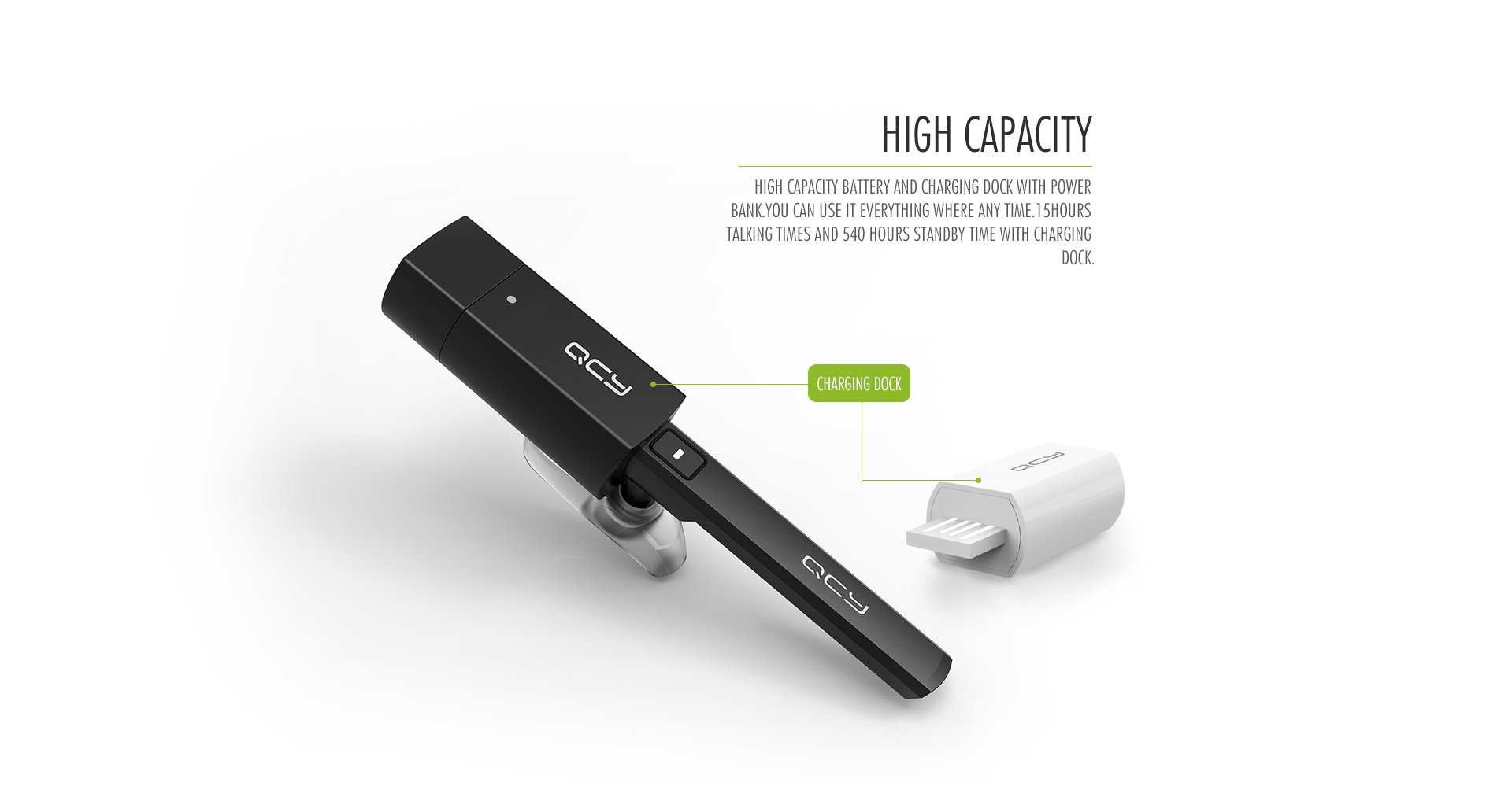 Mono Bluetooth Earphone