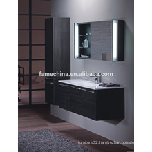2015 China cheap bathroom wooden furniture