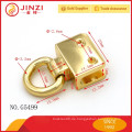 Alle Größen kundengebundene moderne Dekorationbeutel verriegeln Zinklegierungsmetallbeutel, der von Jinzi passt