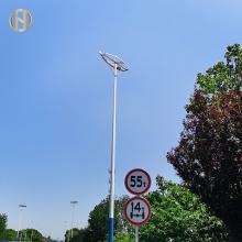 20-45 metros de acero poste de luz para la iluminación del estadio