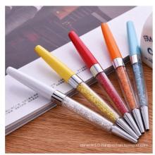 2016 New Crystal Metal Ballpoint Pen, Advertising Gift Diamond Pen