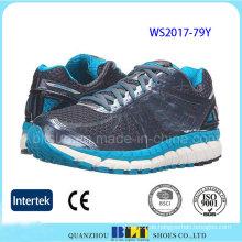 Athletic Woman Footwear Mesh Obermaterial Großhandel Frauen Sportschuhe