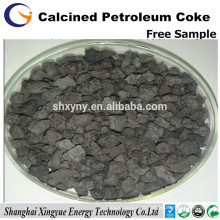 Factory supply 1-3mm Calcined Petroleum Coke CPC recarbonizer