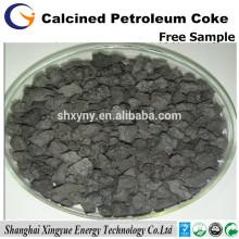 Suprimento de fábrica 1-3mm Calcined Petroleum Coke CPC recarbonizer