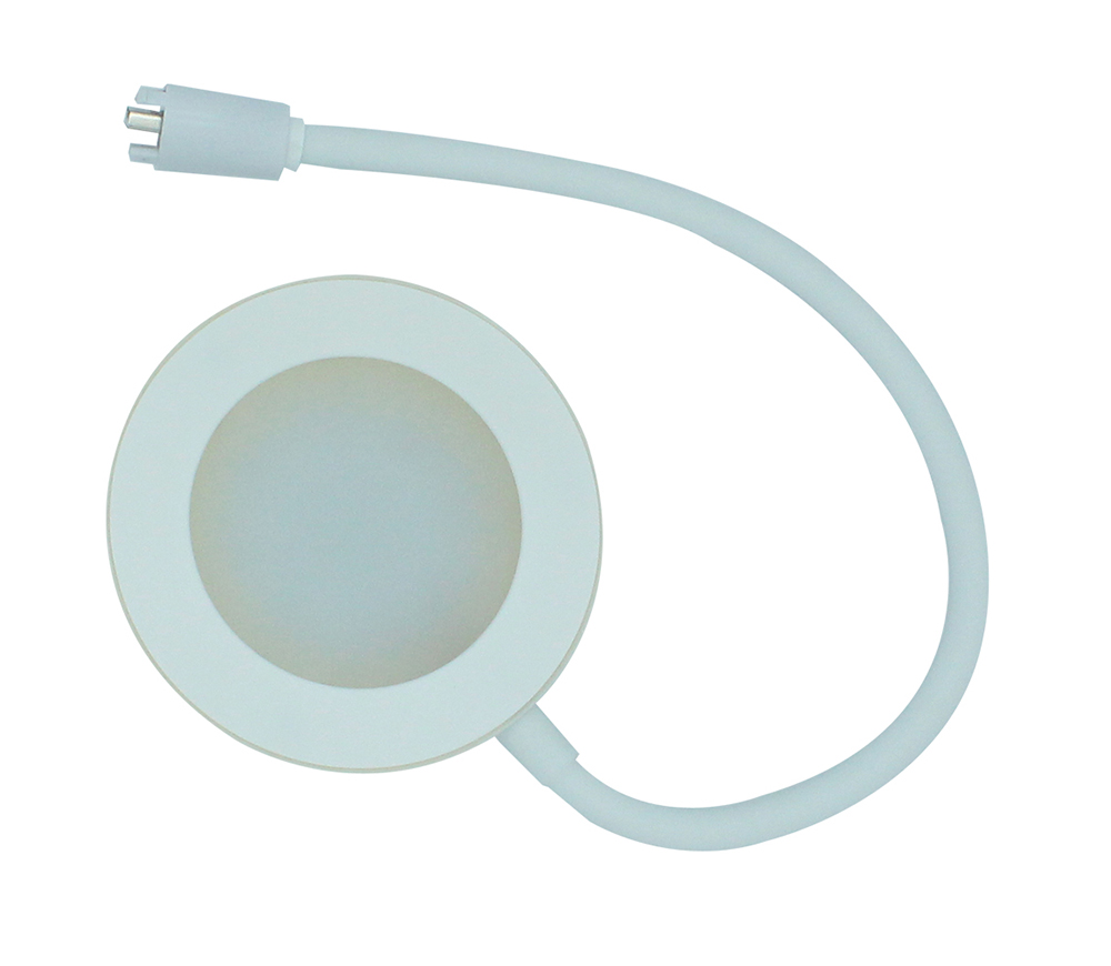 USB Ports Extension Socket LED Lamp