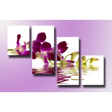 Modern Wall Art Flower Canvas Print