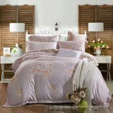 новый лист кровати розовый цветок набор для промотирования
