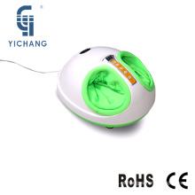 Fabricación profesional de alta calidad de shiatsu masajeador pie masajeador eléctrico máquina