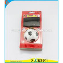 Projeto da novidade Brinquedo infantil Brinquedo branco do futebol Olá Bola de rebote de borracha