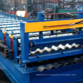 Loading lorry panel pane steel sheets car panel metal lorry roof roll forming machine
