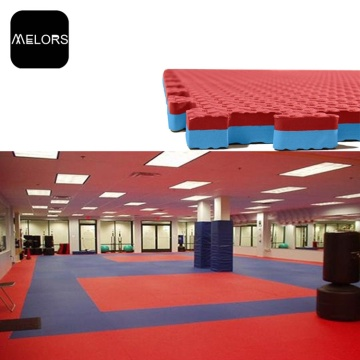 Reversible Interlocking Mat EVA Taekwondo Bodenmatte