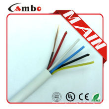 2/4/6/8 Core 24 AWG Bare Copper Stranded Conductor ul rated cable alarm