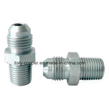 Carbon Steel External Male Thread Adaptor