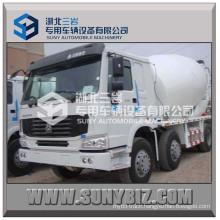 Sinotruck HOWO 5cbm 6cbm 4X2 Concrete Mixer Truck