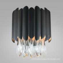 Modern stainless steel Black Bedside Night Sconces Light for Bedroom Living Room Loft Home Wall Lamp