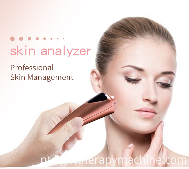 Skin analyzer
