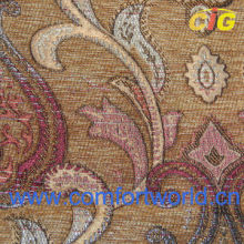 jacquard chenille upholstery fabric