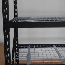 Étagère industrielle résistante de stockage d'étagère en acier