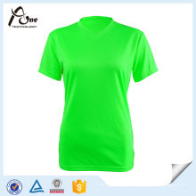 Neon Color High Quality T- Shirts Plain Running Wear