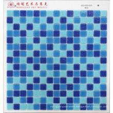 Blue Withdot Glass Mosaic Cheap