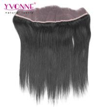 O melhor laço de cabelo brasileiro de venda do laço do cabelo do Virgin 13.5X4