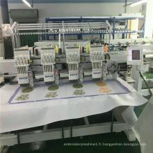 grand lun photos tajima type ordinateur machine à broder 12 aiguilles 12 couleurs nouvel ordinateur 4 têtes machine à broder prix