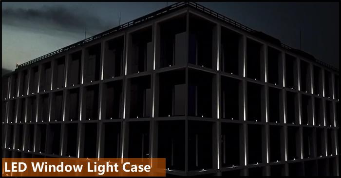 window light effect