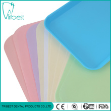 Diposible Colorful Dental Paper Tray Cover