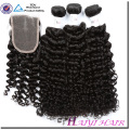 Armure de cheveux indonésienne ondulée