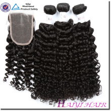 Straight Body Wave Curly Indonesian Hair Weave