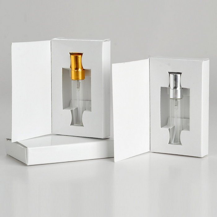 Custom Elegant Perfume Packaging Box