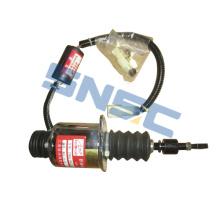 shangchai C59L-59AL201 + A electroválvula ignífuga SNSC