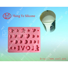 Additional cure mold making silicone rubber